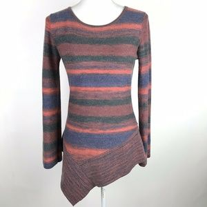 Krimson Klover Sweater Multicolor Wool Blend